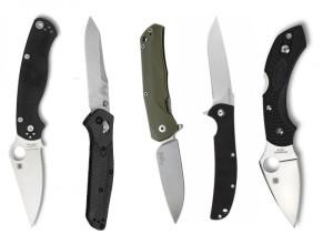 Folding knives photo