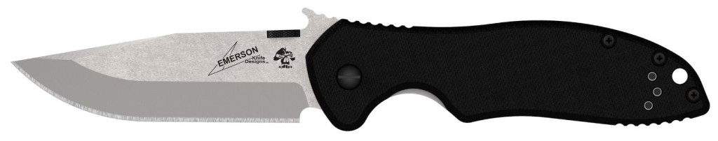 Kershaw 6034 Emerson Designed CQC-6K