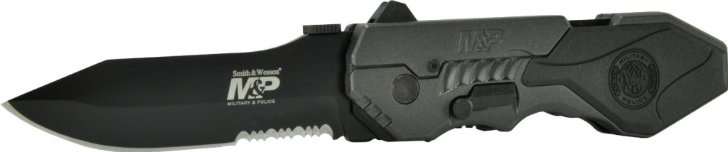 Smith & Wesson SWMP4LS M&P Linerlock