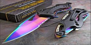 Cool Pocket Knife Tricks Videos