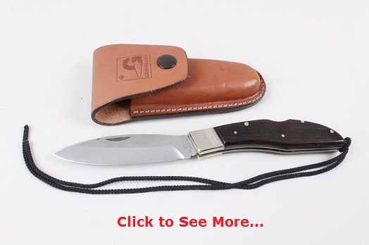Skinning Pocket Knives