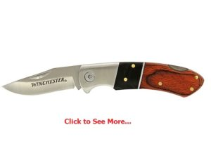 Winchester Pocket Knives