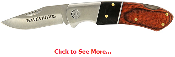 Winchester Pocket Knife