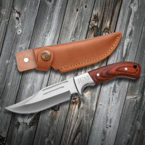 Fixed Blade Pocket Knife