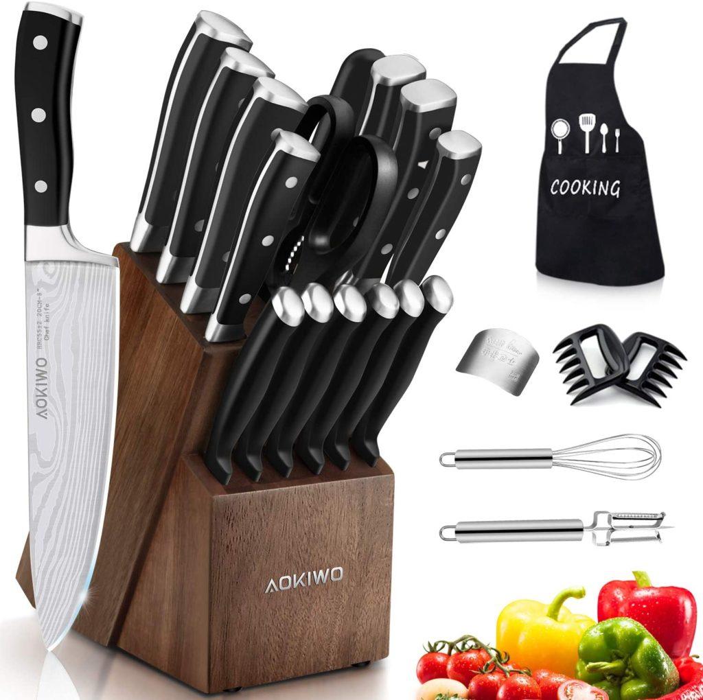 best budget kitchen knives set