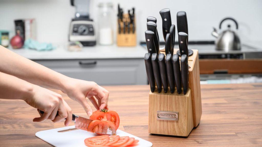 budget kitchen knives set reviews