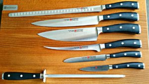 wusthof knife set
