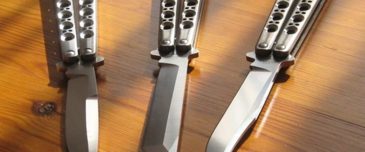 are butterfly knives illegal in wv