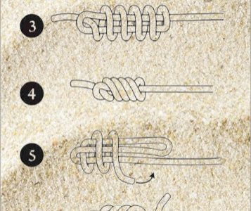 how to tie a lanyard