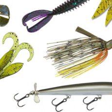 fishing lures types