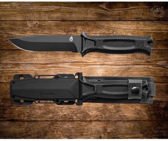 gerber strongarm review black